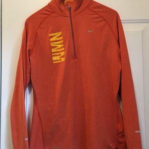 Nike 1/4 zip top